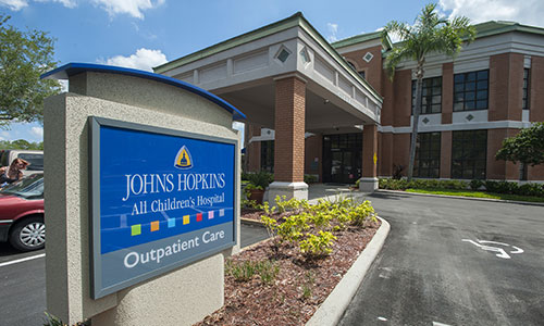 JHAC Outpatient Care Of East Lake